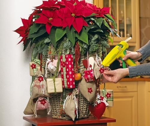 Decoracion Rustica Navide?a ~ Idea de decoraci?n r?stica para Navidad  bricomanitas deco