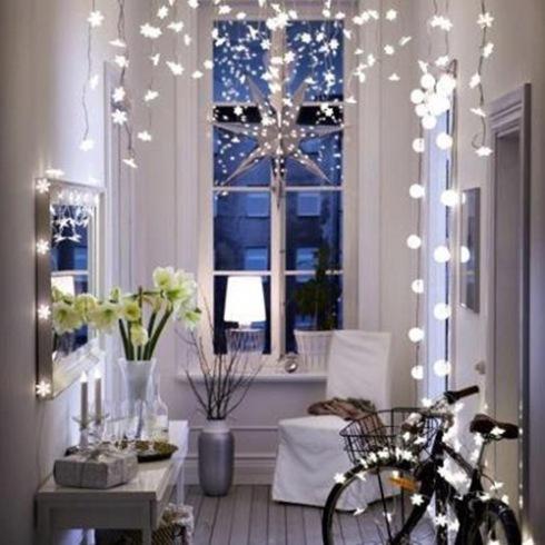 Cómo crear ambientes mágicos con iluminación de navidad