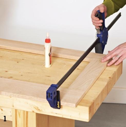 DIY mueble funcional para decorar la entrada de casa 1