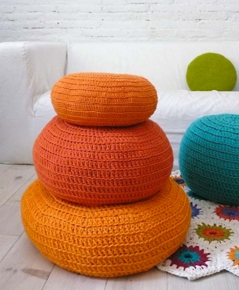 ideas en crochet para decorar la casa 2