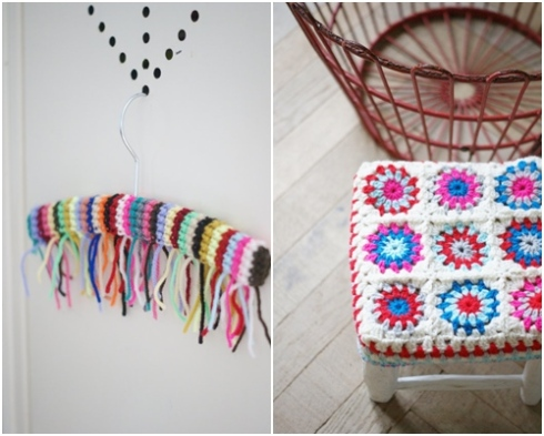 ideas en crochet para decorar la casa 3