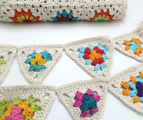 ideas en crochet para decorar la casa 7